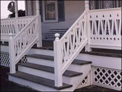porch balusters megastore wood u0026 synthetic porch spindles