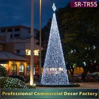 large christmas decorations commercial uk products manufacturers