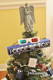 doctor who tree eclectic
