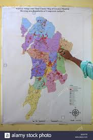 Mumbai Map Map India Mumbai Stock Photos U0026 Map India Mumbai Stock Images Alamy