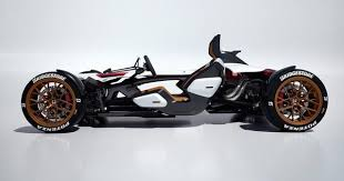 hochschule mã nchen design honda s project 2 4 puts the thrill of a motorcycle on 4 wheels