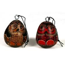buy peruvian gourd guiro and shakers carved lot of 3