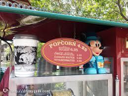 halloween souvenir popcorn buckets in frontierland disneyland