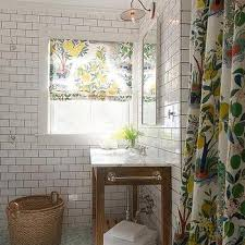 Shower Curtain Design Ideas Yellow And Green Floral Shower Curtain Design Ideas