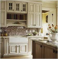Copper Backsplash Kitchen Copper Backsplash Kitchen Ideas Inviting Cream Cabinets With