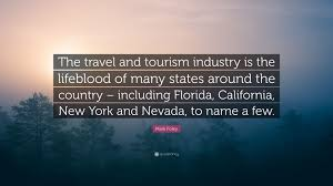 Nevada Travel And Tourism images Mark foley quote the travel and tourism industry is the jpg