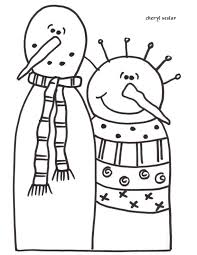 1045 christmas digi tags images coloring digi