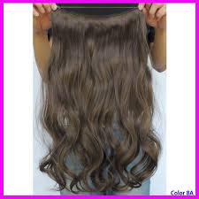 flip in hair halo hair extension flip in haar extensions pieces rust brown