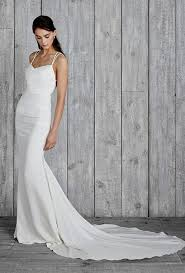 clean wedding dress simple clean wedding gowns meant for accessorizing
