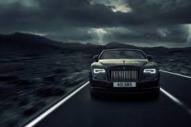 rolls royce ghost interior lights dark night rises rolls royce dawn black badge revealed at