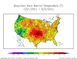 World Temperatures Map by Oklahoma Is Ok If You Like Sizzling Temperatures Climate Central