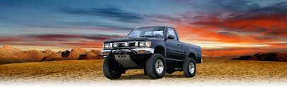 toyota 4runner lifted toyota pickup truck lift kits tuff country ez ride