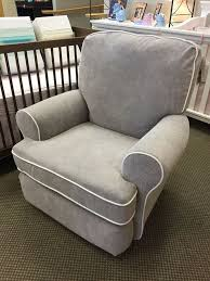 Recliner Rocking Chairs Nursery Tryp Swivel Recliner With Special Cording In Gravel23243 And