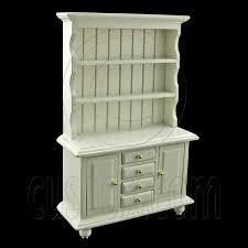 dollhouse kitchen furniture kitchen white 1 12 cupboard cabinet dollhouse furniture