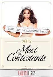 pageant design program book cover sles