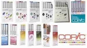 copic sketch 6 pack blending trio u0026 color fusion 3 pack marker