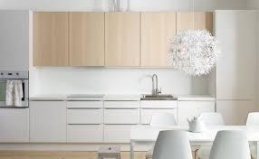 cuisine ikea blanche et bois exciting cuisine blanche bois cuisine