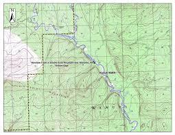 Kenai Alaska Map by Water Resource Branch Bear Creek Kenai National Wildlife Refuge Ak