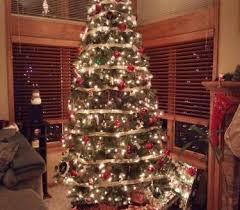 9 ft tree with led lights chritsmas decor