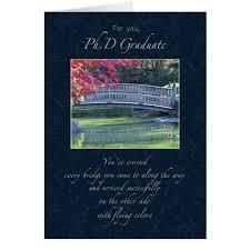 phd congratulations card congratulations phd graduate card zazzle
