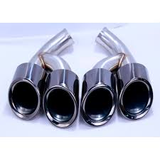 Porsche Cayenne Exhaust - online get cheap black exhaust tips aliexpress com alibaba group