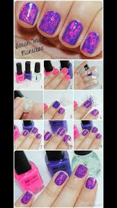 156 best easy nail designs step by step images on pinterest