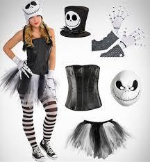 Sally Halloween Costume Adults Women U0027s Sassy Jack Skellington Holidays Jack