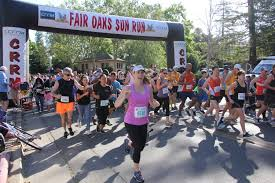 sun run fair oaks sun run may 6 2018