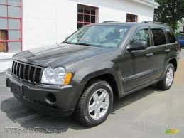 2005 jeep grand cherokee laredo 4x4 in dark khaki pearl 516635