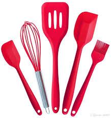 ou acheter des ustensiles de cuisine acheter set d ustensiles de cuisine en silicone 5 pièces en