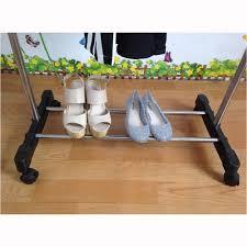 liplasting clothes organizer display clothes rack adjustable coat