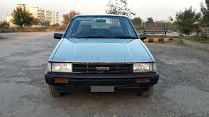 toyota corolla 1985 toyota corolla 1985 for sale in islamabad pakwheels