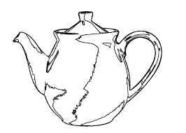 teapot outlines free stock photo public domain pictures
