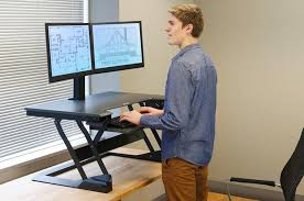 Standing To Sitting Desk Standing Desks Are A Relief From Sitting