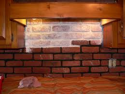 brick backsplash kitchen ideas picture collection red brick backsplash all can download all