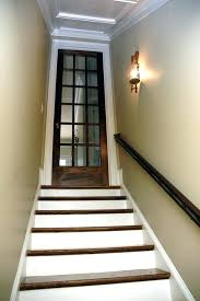 sconce stair runners stair lights ideas stairs lighting ideas