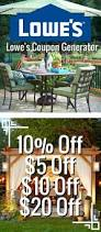 Kitchen Collection Coupons Printable 41 Best Lowe U0027s Coupons Images On Pinterest Lowes Coupon Coupons