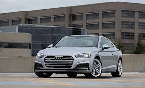 lexus rc 200t vs audi a5 2018 audi a5 in depth model review car and driver