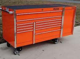 snap on orange krl7022 toolbox tool box u0026 krl7015 side locker