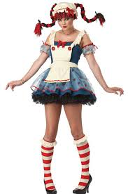 pippi longstocking costume women s rag doll costume doll pippi longstocking costume