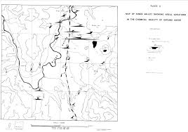 Map Of The Oregon Coast Geology And Ground Water Resources Of The Kings Valley Area