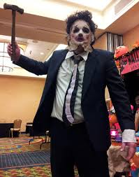 leatherface costume torn between two costumes