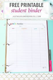 student agenda template free printable teacher planner pages