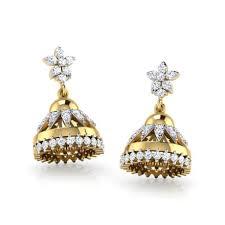 kerala style jhumka earrings 51 jhumkas earrings designs buy jhumkas earrings price rs