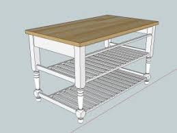 kitchen work station using osborne island legs osborne wood videos