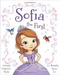 sofia disney book group catherine hapka grace lee