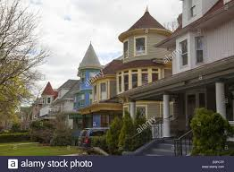 rambling old victorian style homes distinguish the ditmas park