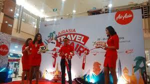 airasia travel fair ayo berburu tiket murah di airasia travel fair surabaya lifestyle