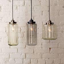 west elm ceiling light glass jar pendants west elm pendant lighting pendants and lights