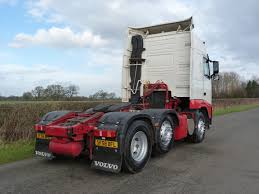 volvo rigid trucks volvo fh 13 440 6 x 2 globetrotter tractor unit